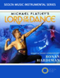 Our wedding day sheet music from Lord of the Dance by Roonan Hardiman