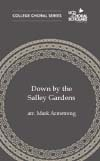 Down by the Salley Gardens sheet music for SATB choir choral