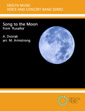Song to the Moon from Rusalka by Dvorak sjheet music for voice vocal and wind concert band