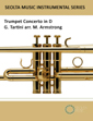Tartini Trumpet Concerto sheet music for wind concert band